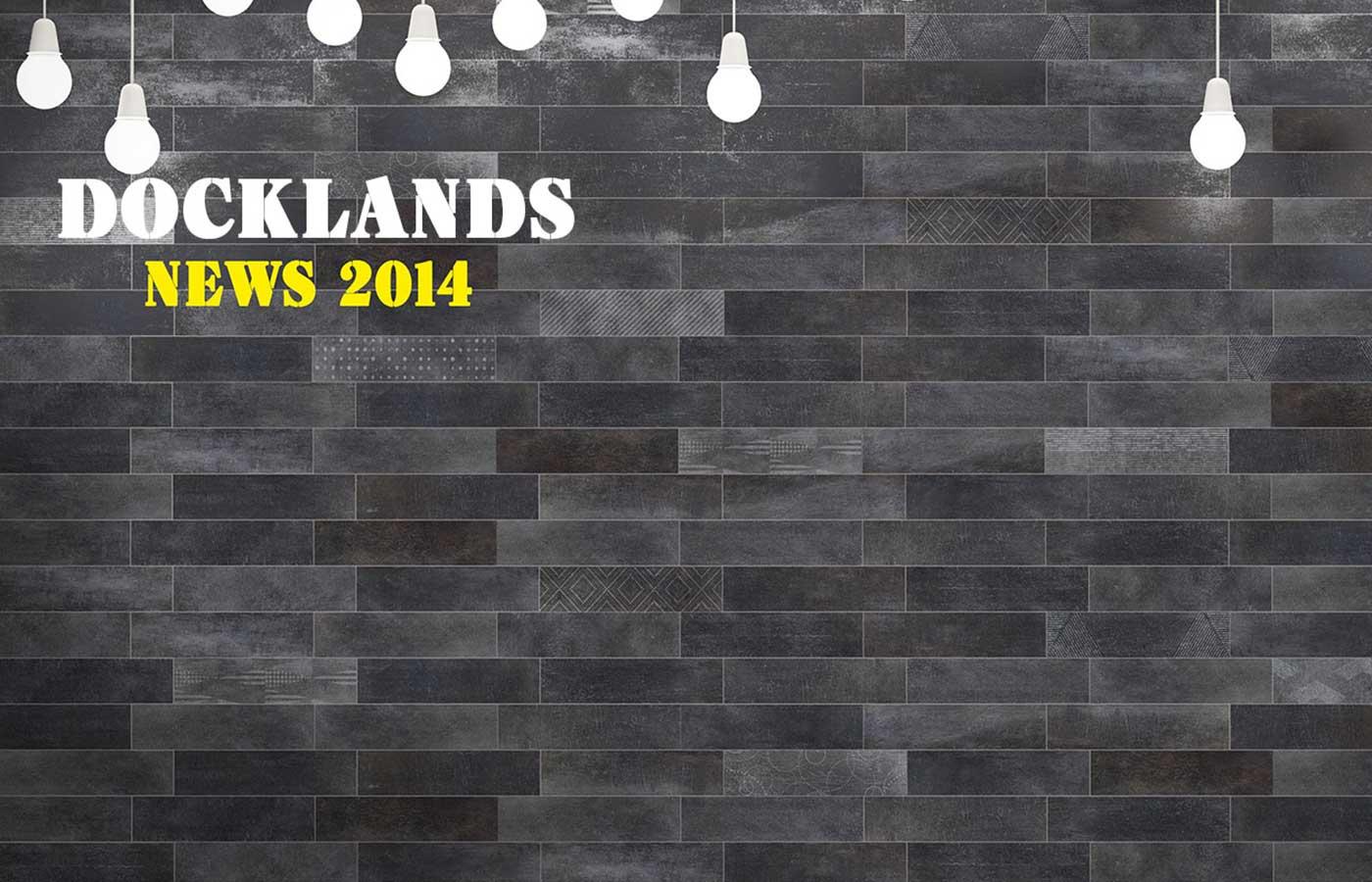 Blackwall Docks - Freeport Mix Black