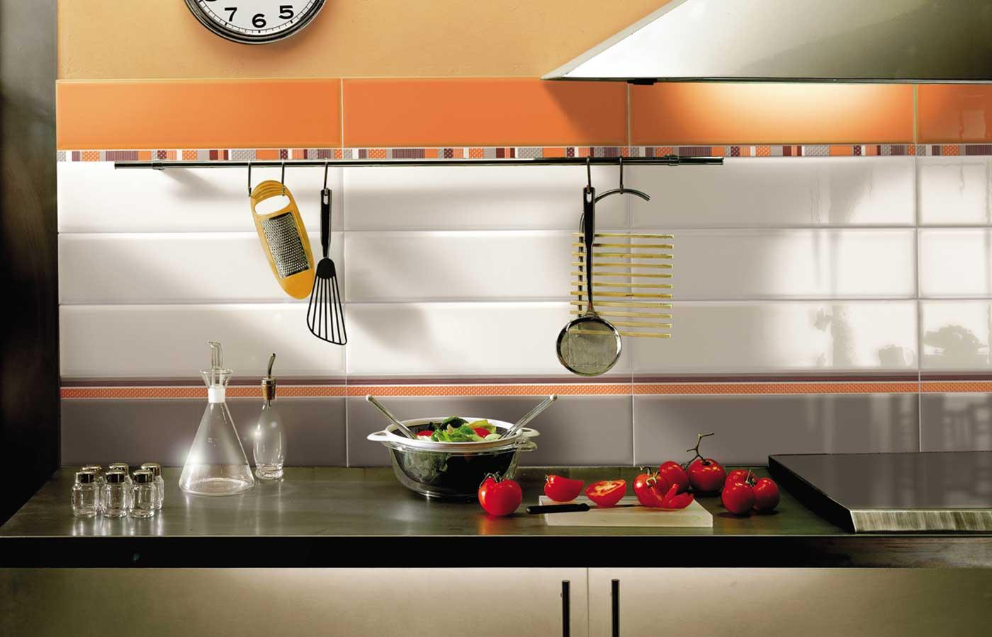 FLAIR: Arancio - Bianco - Grigio - Avorio
