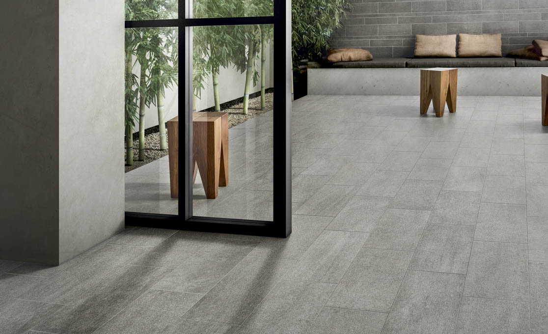 Maxxi range of porcelain tiles from unicomstarker - contact us for the full range or download their brochure