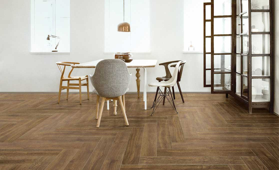 Stage range of porcelain tiles from unicomstarker - contact us for the full range or download their brochure