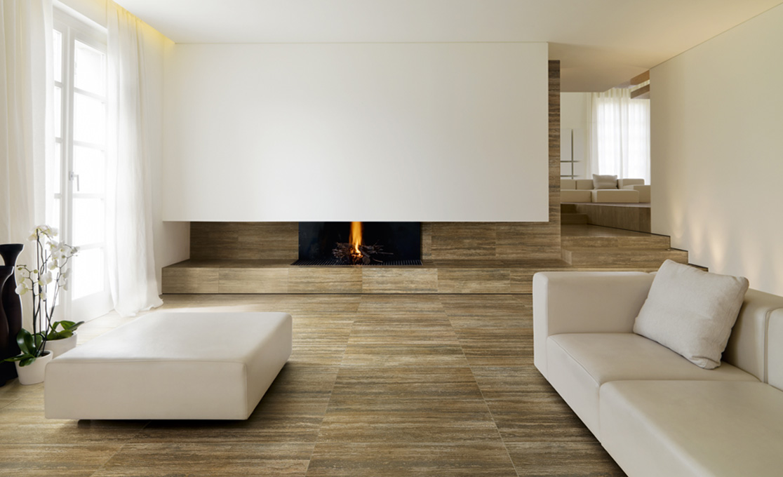 Traces range of porcelain tiles from unicomstarker - contact us for the full range or download their brochure